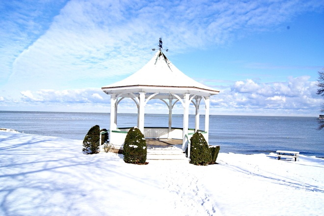 Gazebo Niagara On The Lake, Ontario Canada