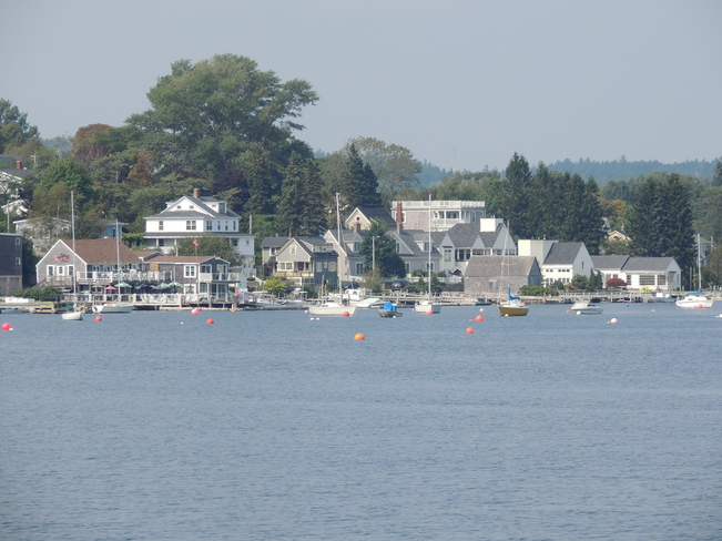Chester Waterfront September 12th 2013 Chester, Nova Scotia Canada