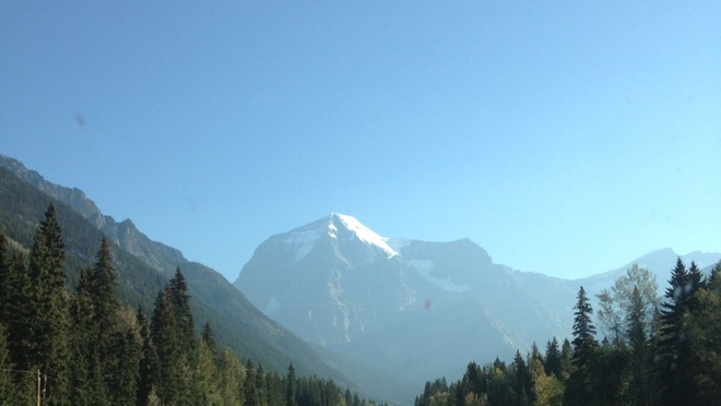 mnt robson Mount Robson, British Columbia Canada