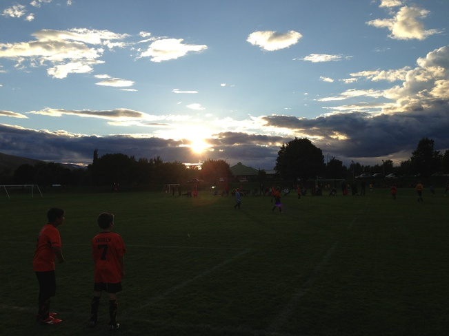 soccer night in kamloops Kamloops, British Columbia Canada