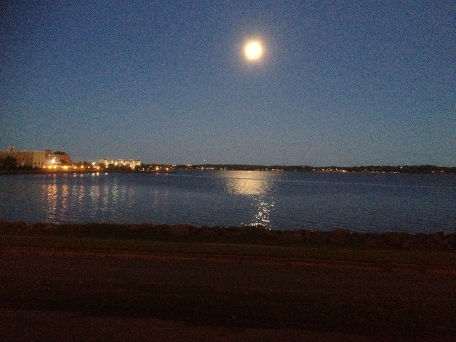 By The Light Of The Moon Charlottetown, Prince Edward Island Canada