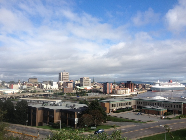 cruise and city Saint John, New Brunswick Canada