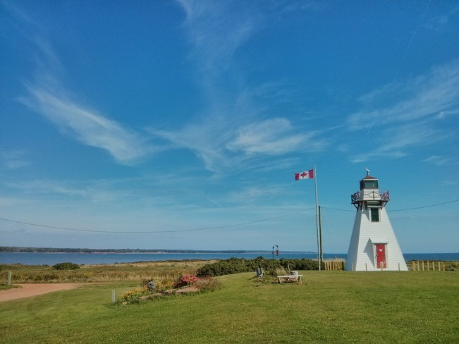 east point Summerside, Prince Edward Island Canada