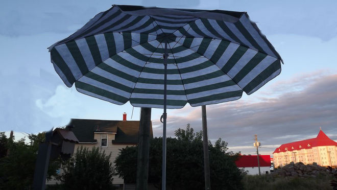 The Umbrella Moncton, New Brunswick Canada