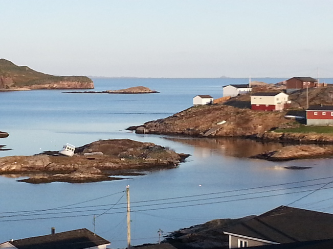 the water Burgeo, Newfoundland and Labrador Canada
