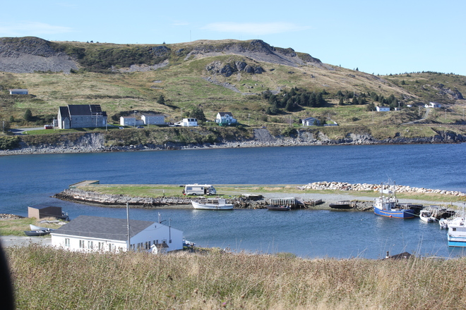 village by the sea Ferryland, Newfoundland and Labrador Canada