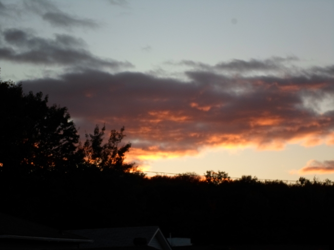 Beautiful Sunset in Elliot Lake Elliot Lake, Ontario Canada