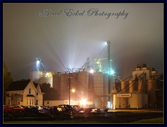 From the land of the Goshen Line near Zurich to the grain mills in Hensall Hensall, Ontario Canada