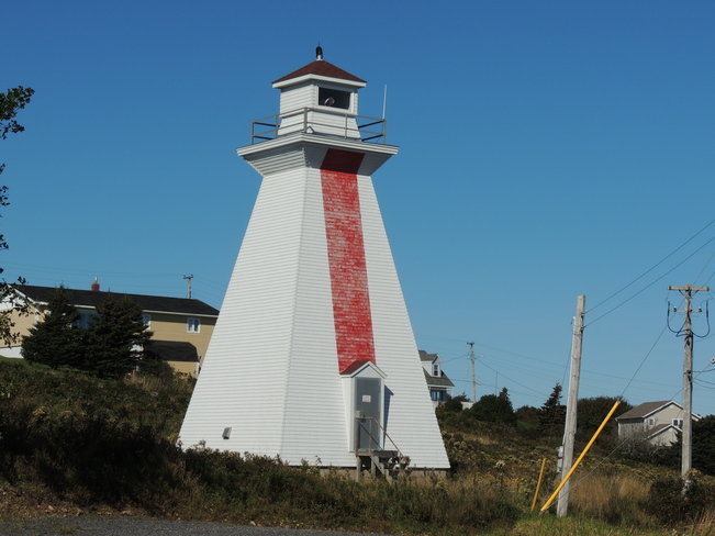 Canso Lighthouse Canso Nova Scotia September 28th 2013 Canso, Nova Scotia Canada