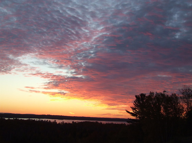Another Fall Sunrise Petawawa Point, Ontario Canada