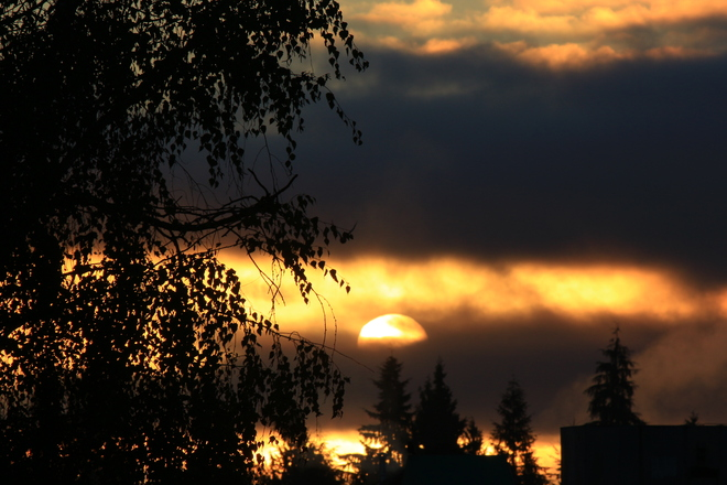Sunrise Surrey, British Columbia Canada