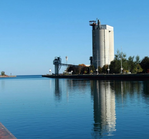 Owen Sound Harbour Owen Sound, Ontario Canada