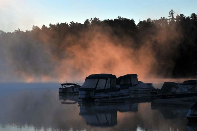 Too Early Temagami, Ontario Canada