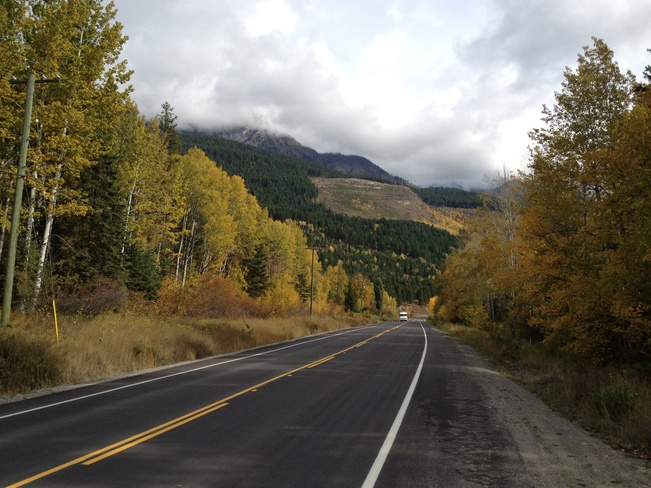 A Columbia Valley Drive Golden, British Columbia Canada