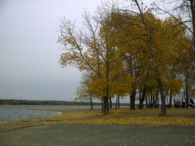 Regina Beach October Regina Beach, Saskatchewan Canada