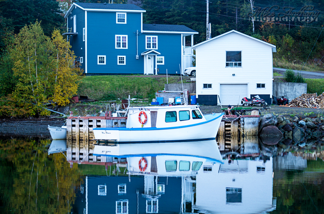 Lovely Waterfont Robert's Arm, Newfoundland and Labrador Canada