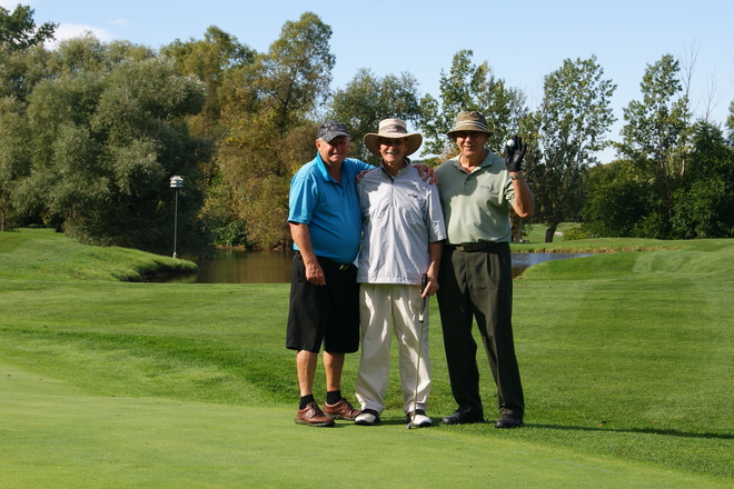 Golfing in October Niagara On The Lake, Ontario Canada