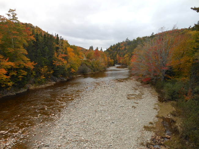 cabot trail river shots Cape Breton, Nova Scotia Canada