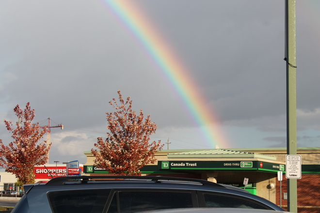 There Just might be Gold at the end of this Rainbow! Kingston, Ontario Canada