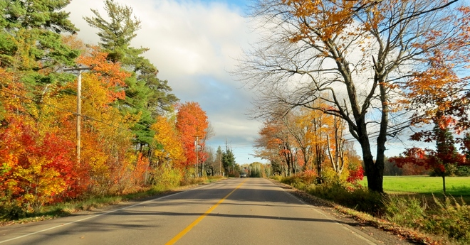 Beautiful Day for a Drive Riverview, New Brunswick Canada