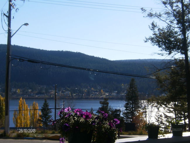 A real Indian Summer Williams Lake, British Columbia Canada