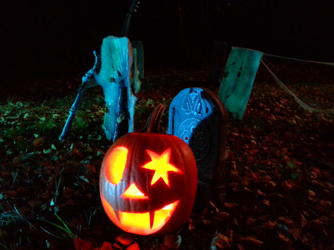 Happy Halloween Glovertown, Newfoundland and Labrador Canada