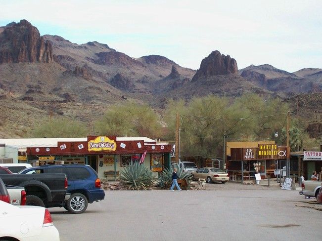 Funky mining town 2 Lake Havasu City, Arizona United States