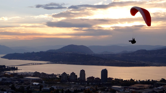 Autumn Soar Kelowna, British Columbia Canada