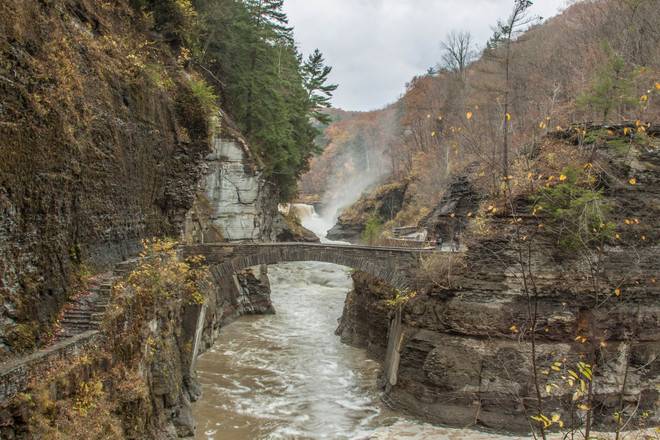 Letchworth State Park Castile, New York United States