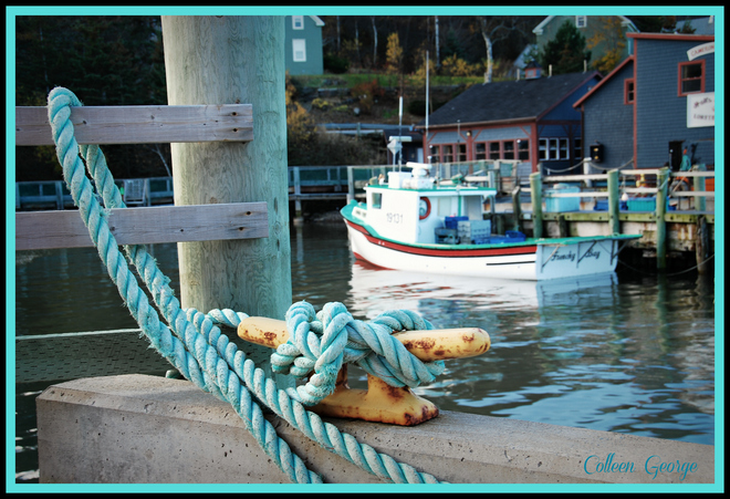 Calm Waters Canning, Nova Scotia Canada
