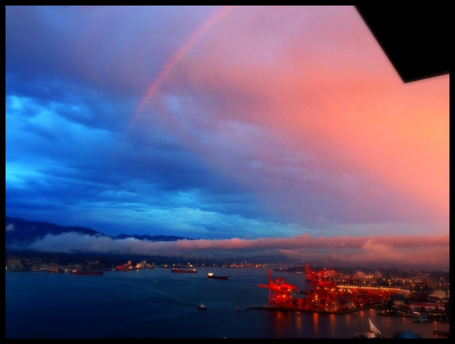 A colourful day y'alll Vancouver, British Columbia Canada
