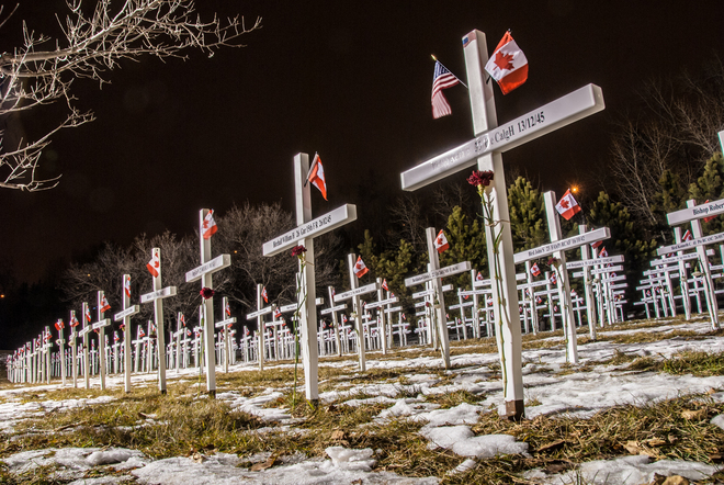 We Remember Calgary, Alberta Canada