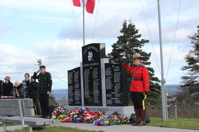 Lest we forget Norman's Cove-Long Cove, Newfoundland and Labrador Canada