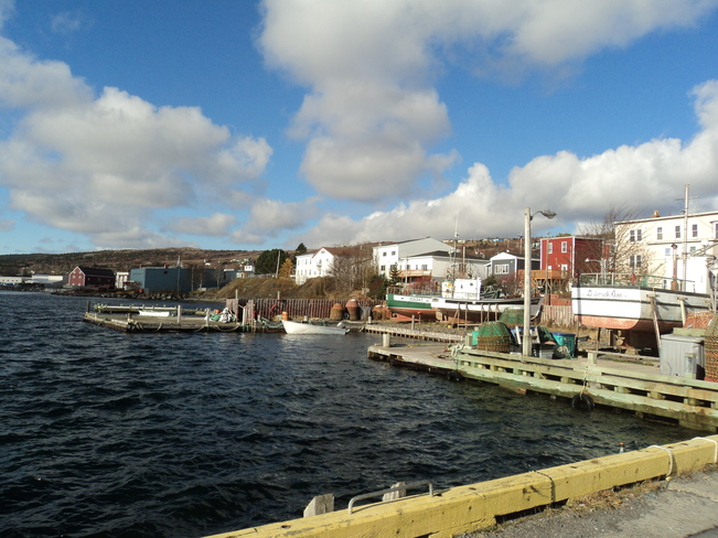 The calm after the storm Carbonear, Newfoundland and Labrador Canada