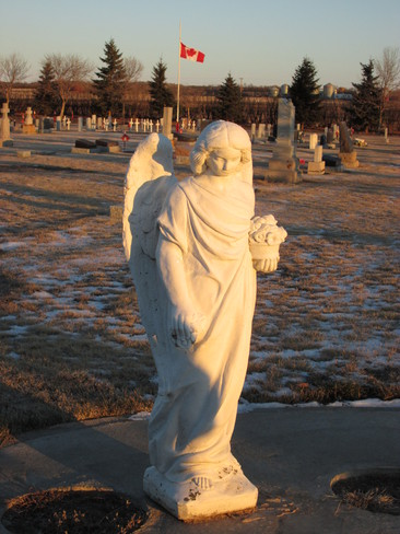 Angel of Peace Kindersley, Saskatchewan Canada