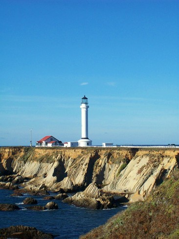 Pt. Arena Lighthouse Mendocino, California United States