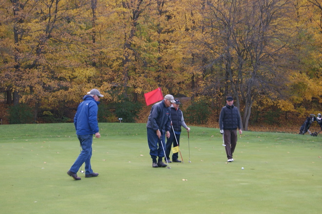 November Golf St. Davids, Ontario Canada