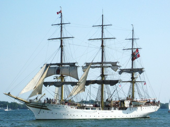 Tall Ship Richmond Hill, Ontario Canada