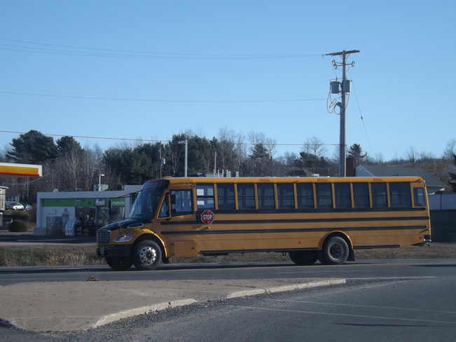 our future's transportation. New Minas, Nova Scotia Canada