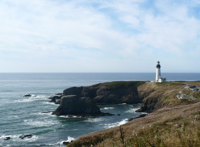 YAQUINA HEAD LIGHTHOUSE Newport, Oregon United States