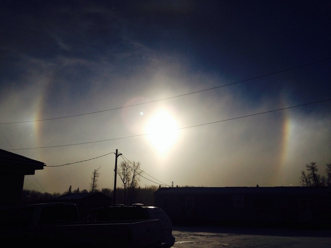 Sun Dog Shoal River Indian Reserve 65A, Manitoba Canada