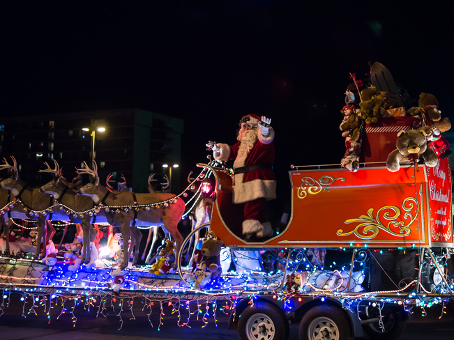 Santa Claus Parade - Kingston Kingston, Ontario Canada