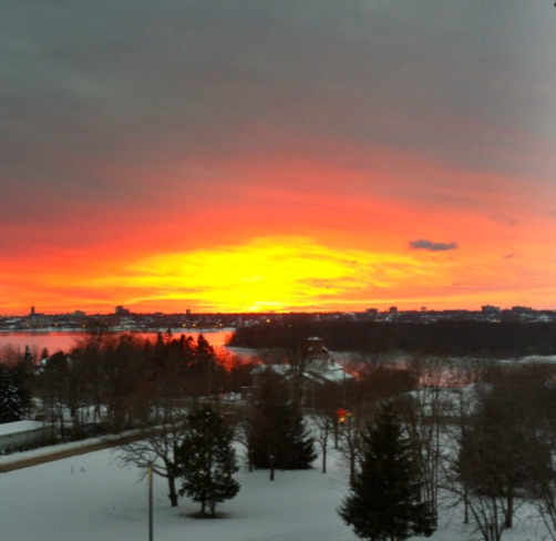 Sunset Kingston, Ontario Canada