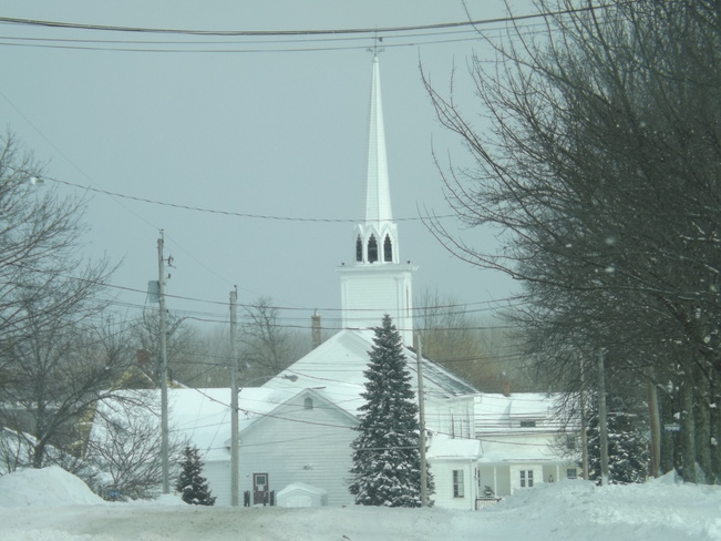 port williams church Port Williams, Nova Scotia Canada