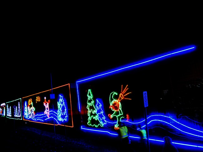 CN Holiday Train Maple Ridge Maple Ridge, British Columbia Canada