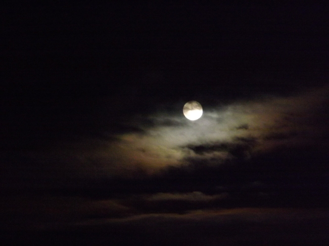 DEC17TH - FULL MOON Thunder Bay, Ontario Canada