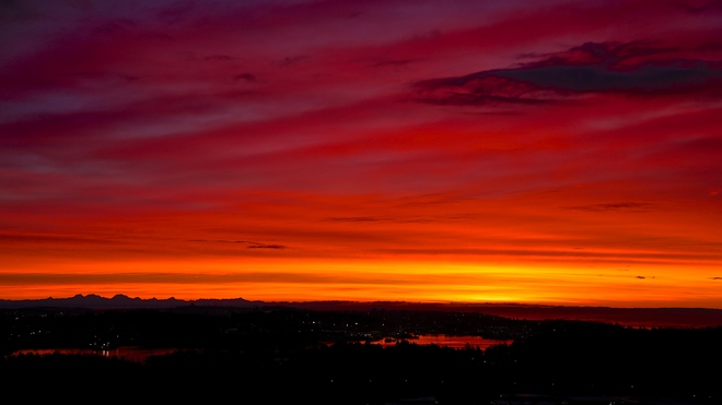 Morning Colours... Victoria, British Columbia Canada
