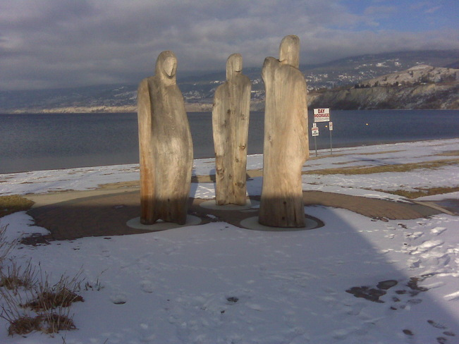 Three Wise Men Penticton, British Columbia Canada