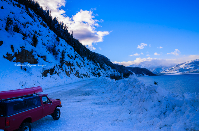 hwy 23 north Revelstoke, British Columbia Canada