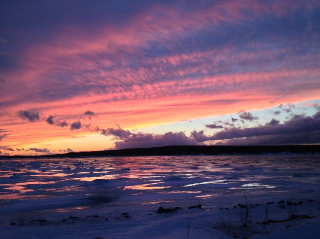 Fire & Ice Gander, Newfoundland and Labrador Canada